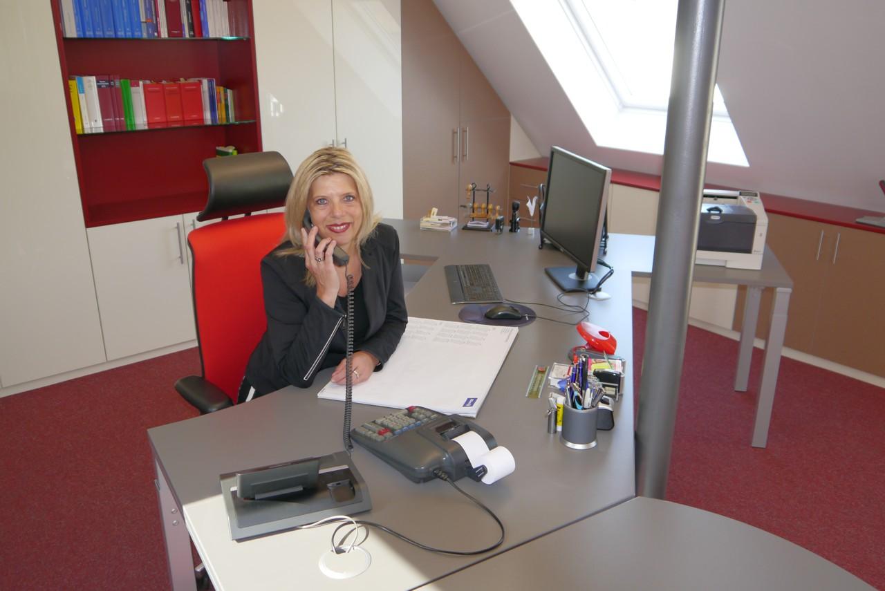 Steuerberaterin Andrea Ullrich